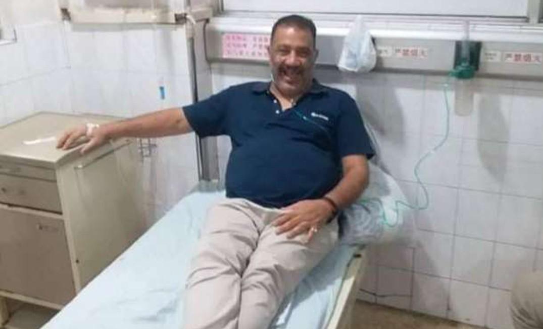 """شاهدوا: رجل أعمال مصري أصيب بـ""""كورونا"""" مرتين"""