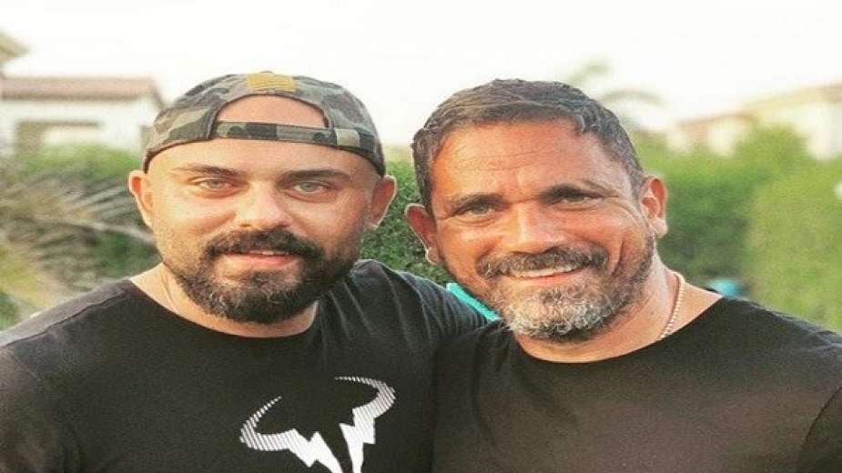 """شاهدوا: """"أحمد صلاح حسني"""" يكشف حقيقة إصابة """"أمير كرارة"""" بفيروس كورونا"""