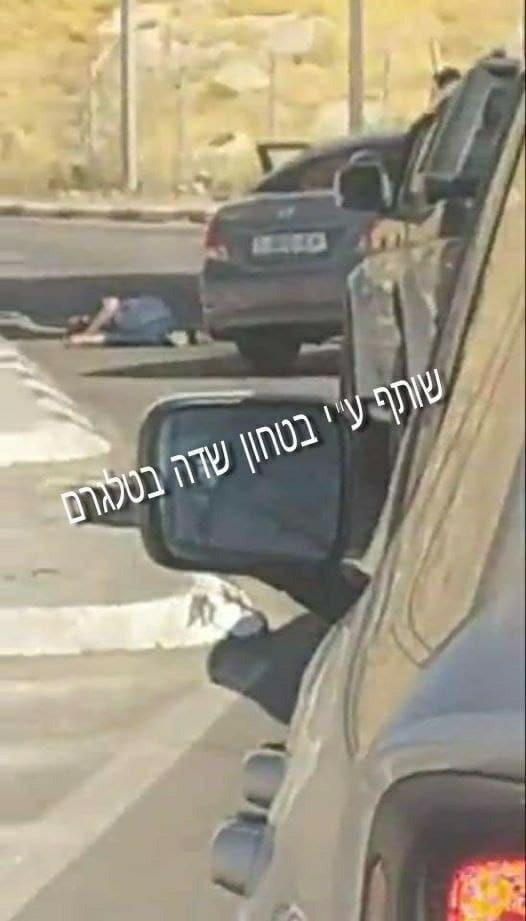 الاحتلال يطلق النار على فلسطيني بزعم تنفيذه عملية دهس بالقدس