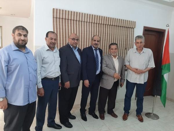 """أبو ختلة يكشف تفاصيل اجتماع """"التيار الإصلاحي لفتح"""" و""""حماس"""" بغزة"""