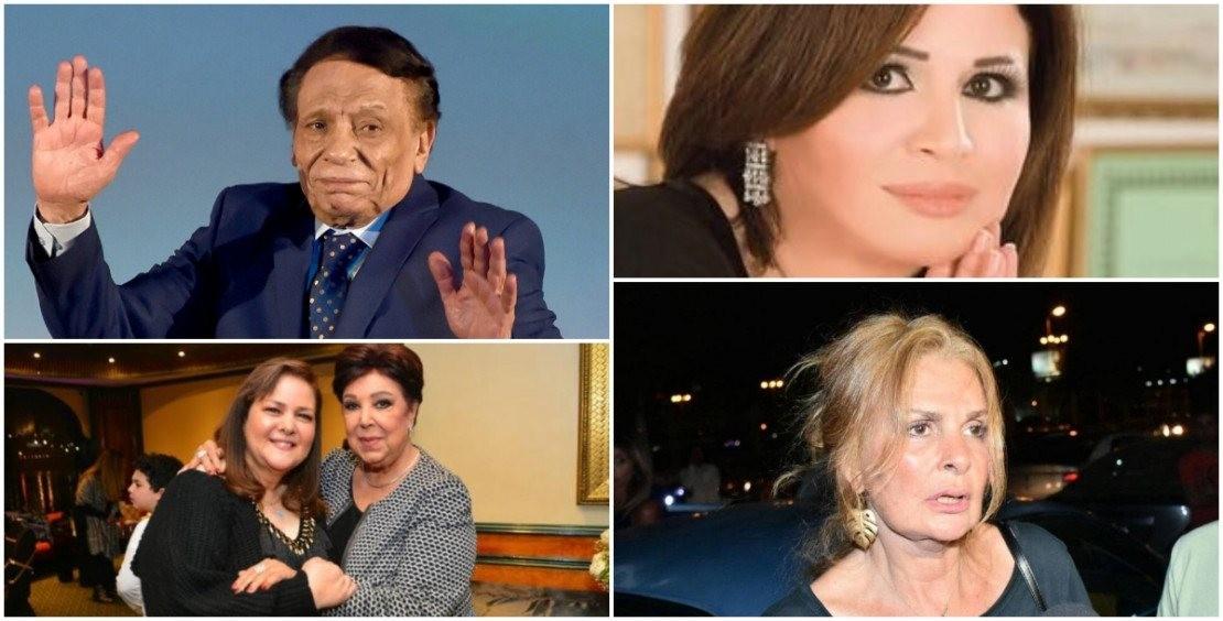 """بالفيديو: ماذا قال النجوم عن الفنانة المصرية """"رجاء الجداوي"""""""