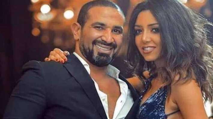 """بالصور: معلومات عن خطيبة  الفنان المصري """"أحمد سعد"""" الجديدة"""