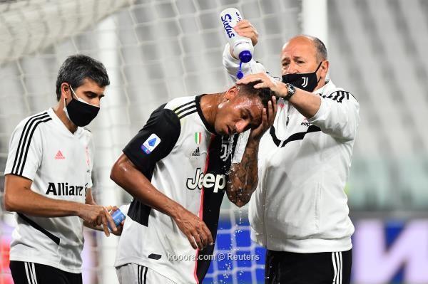 بالصور : يوفنتوس يتوج ببطولة الدوري الايطالي بعد فوزه على سامبدوريا
