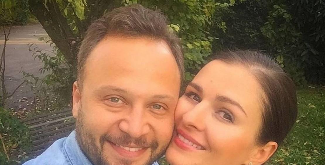 "شاهدوا: كيف احتفل ""مكسيم خليل"" بعيد ميلاد زوجته سوسن أرشيد"
