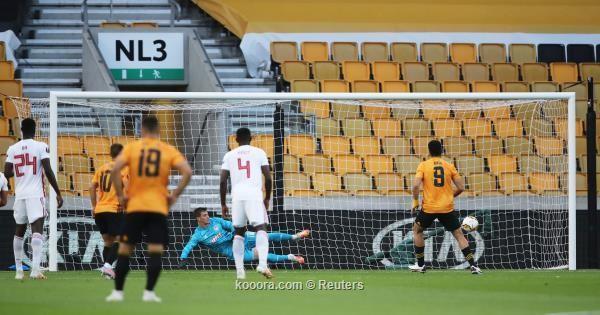 بالصور : وولفرهامبتون الإنجليزي يصل الى ربع النهائي على حساب أولمبياكوس اليوناني،