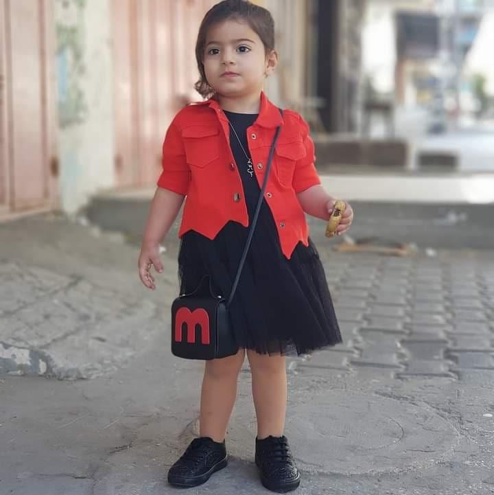 صورة: مصرع طفلة إثر حادث سير غرب مدينة غزة
