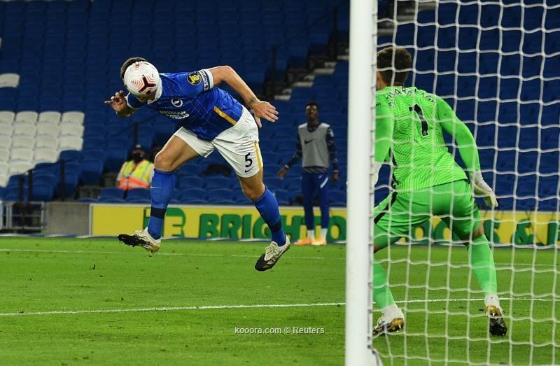بالصور : تشيلسي يخرج بفوز صعب امام برايتون