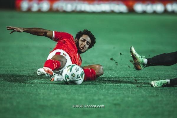 بالصور : الاهلي المصري يدك شباك الوداد المغربي بثلاثية ويتاهل للنهائي