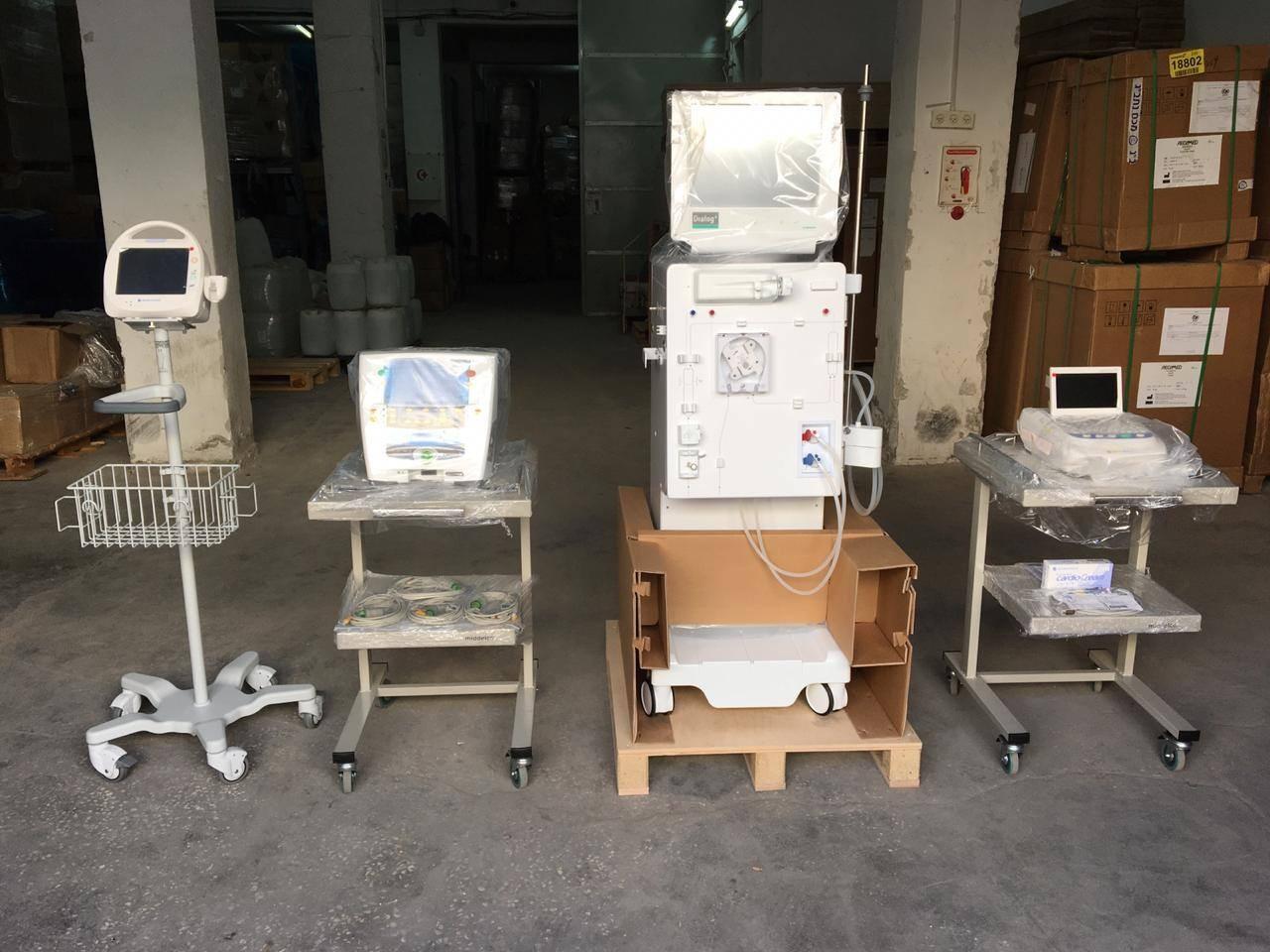 """وزارة الصحة تتسلم جزءًا من منحتين مقدمتين لدعم جهود مواجهة """"كورونا"""""""