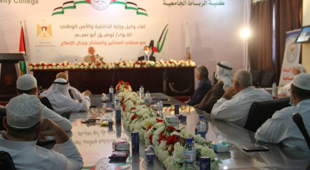 أبو نعيم: قد نعود لإغلاق قطاع غزة بشكل كامل ولن نسمح بتدهور الحالة الصحية