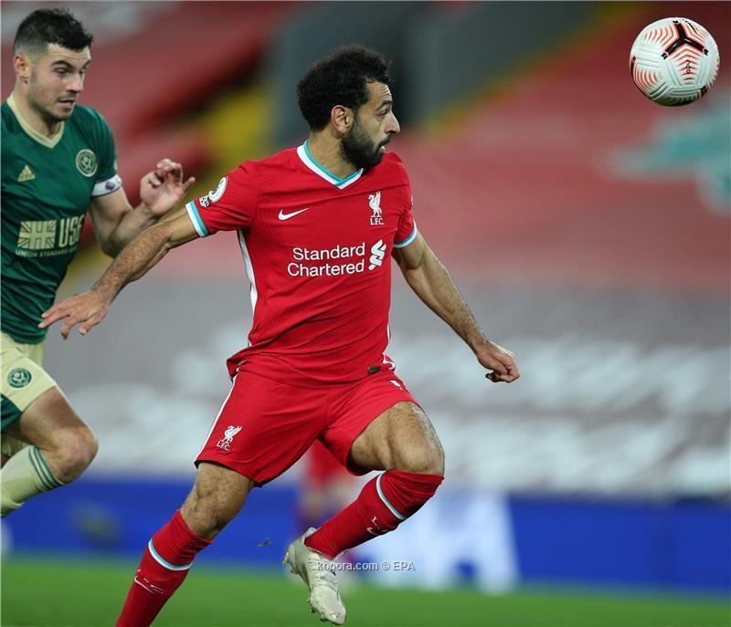 بالصور : ليفربول يحقق فوزا صعبا على شيفيلد ينايتد