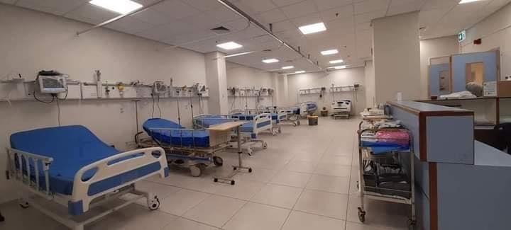 """إغلاق كامل لأقسام علاج مرضى """"كورونا"""" في المستشفيات الحكومية في الضفة الغربية"""