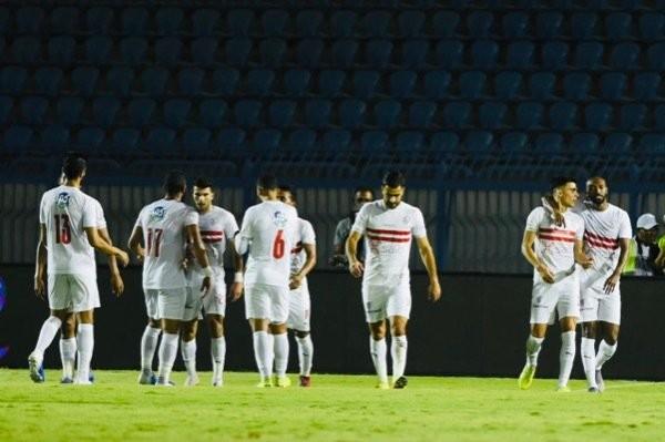 بالصور: الزمالك يتجاوز الإسماعيلي في كأس مصر