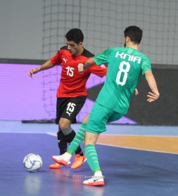 بالصور.. المغرب يهزم مصر ويتوج بلقب كأس العرب للصالات