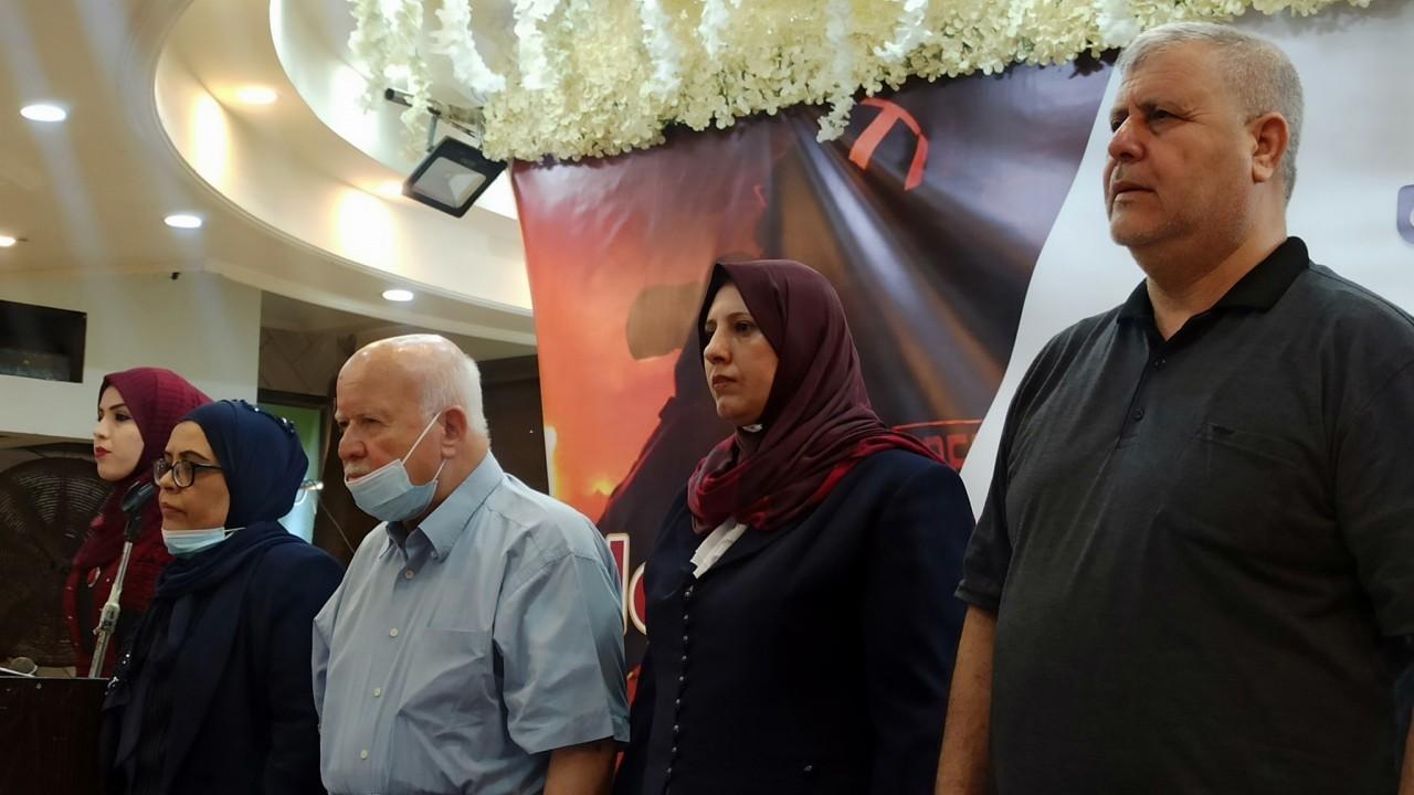 حفل لتكريم الصحفيين المشاركين في تغطية العدوان الإسرائيلي الأخير على غزة