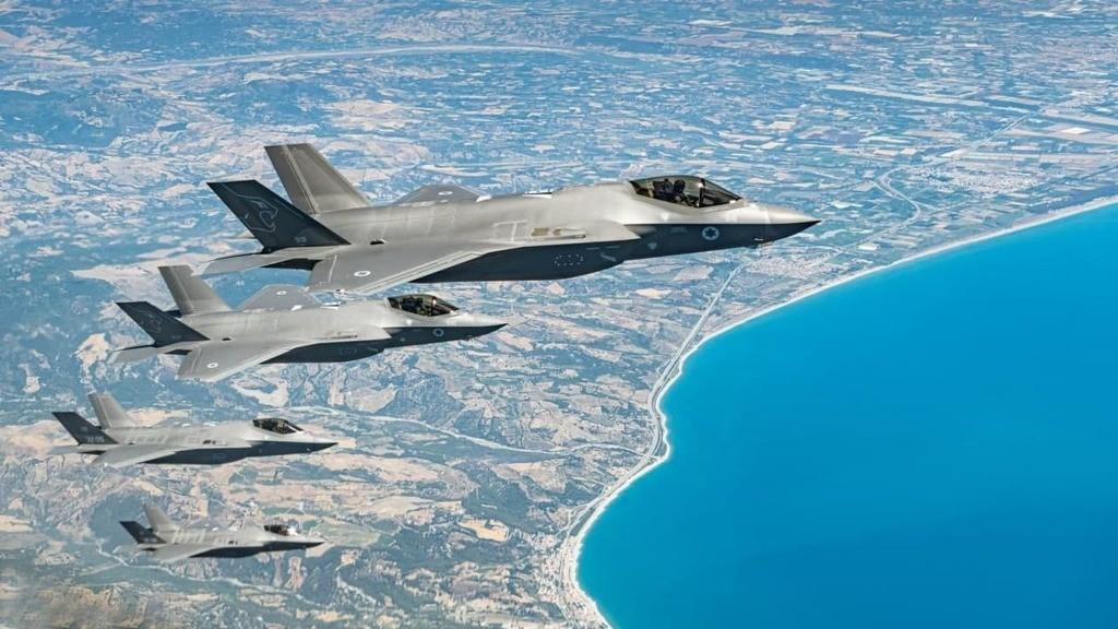 """الإعلام العبري: طائرات من نوع F35 """"الشبح"""" شاركت في العدوان الأخير على قطاع غزة"""