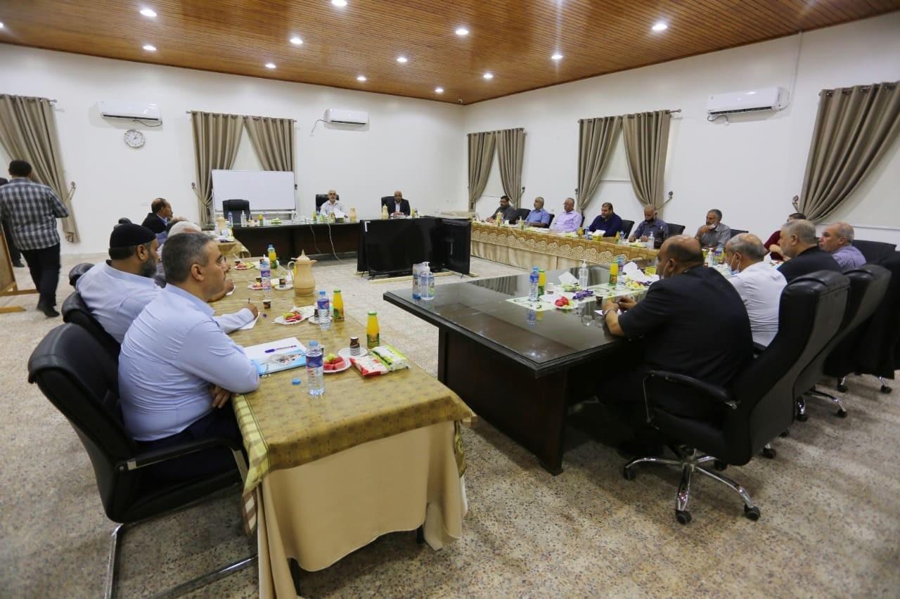 تعرف على نتائج اجتماع الفصائل الفلسطينية في غزة اليوم!