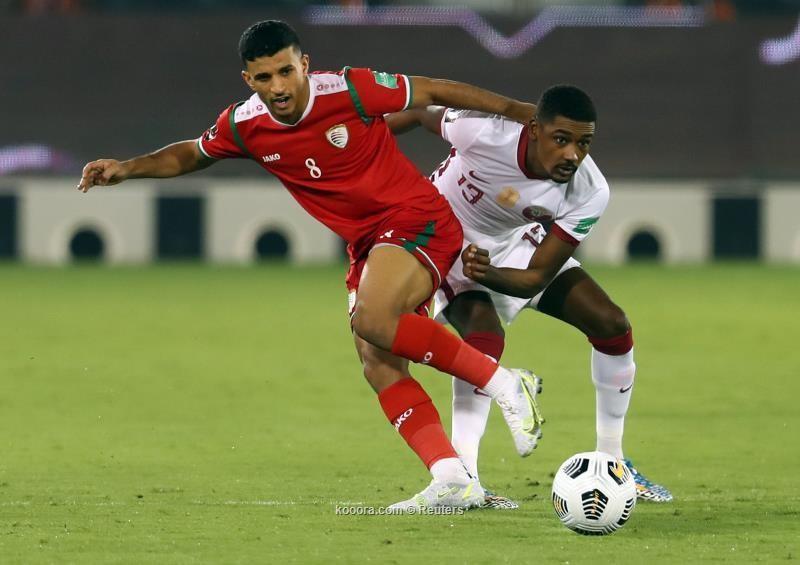بالصور.. قطر تهزم عمان وتتأهل للنهائيات الآسيوية