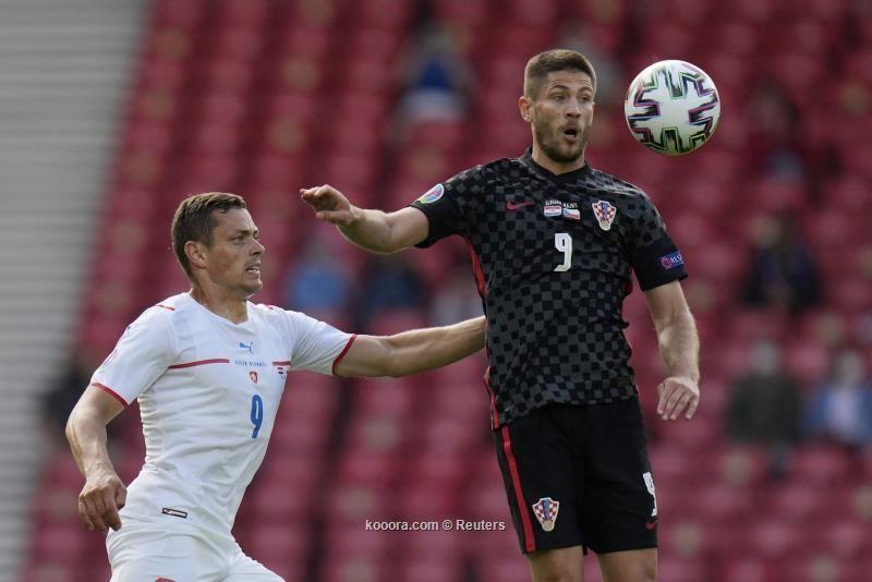 بالصور: كرواتيا تبقي على آمالها بالتعادل مع التشيك