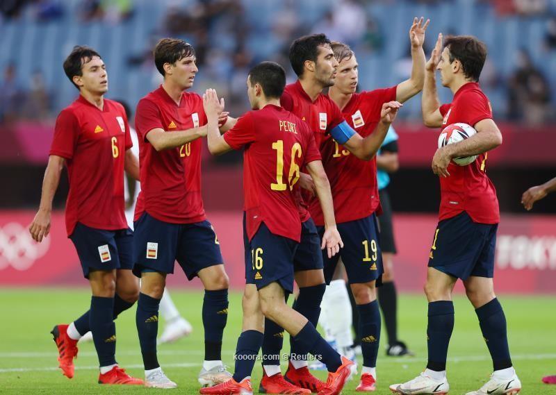 بالصور : إسبانيا تسحق كوت ديفوار في الوقت الإضافي وتصعد للمربع الذهبي