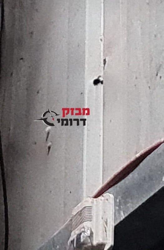 الإعلام العبري: إصابة مبنى إسرائيلي برصاص أُطلق من غزة