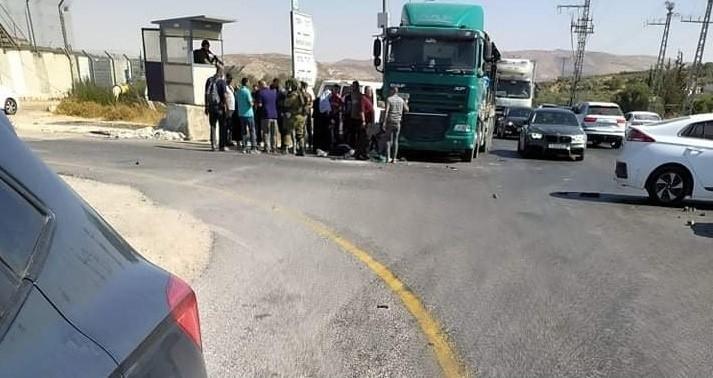 6 إصابات إثر حادث سير مروع في بيت لحم