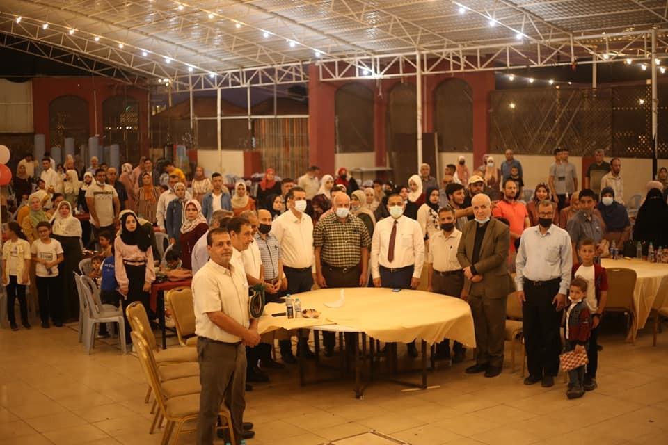 """نقابة """"أطباء فلسطين"""" تُقيم حفلاً لأبناء الأطباء المتفوقين في الثانوية العامة"""