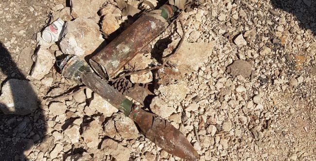 موقع عبري: العثور على قذائف من حرب النكسة في القدس