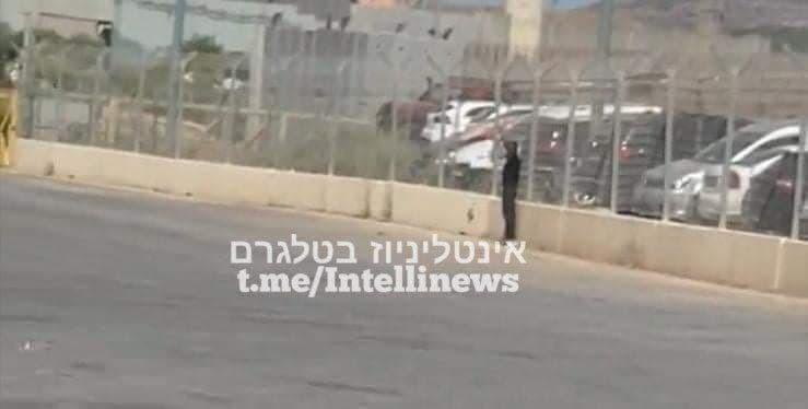 شاهد.. الاحتلال يعتقل فلسطينيًا بزعم محاولته تنفيذ عملية طعن في جنين