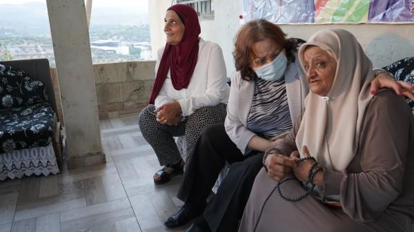 """تفاصيل لقاء وزيرة الصحة بذوي أسرى """"نفق الحرية"""""""