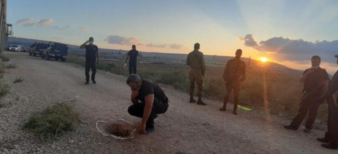 سلطات الاحتلال تعلن عن فرار 6 أسرى من سجن جلبوع