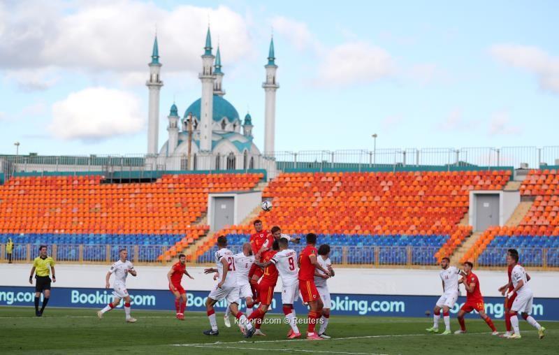 بالصور: هاتريك بيل يقود ويلز لفوز قاتل على روسيا البيضاء