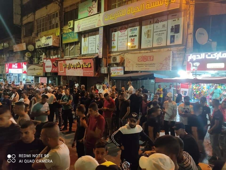 مسيرات غاضبة في جنين بعد نقل الأسـيرزكريا الزبيدي للمستشفى