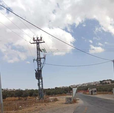 شاهد: الاحتلال يفرض حصاراً على مداخل بلدة تقوع شرق بيت لحم