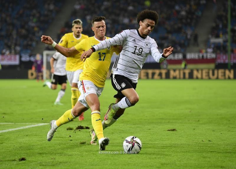 بالصور.. ألمانيا تقلب الطاولة على رومانيا وتقترب من المونديال