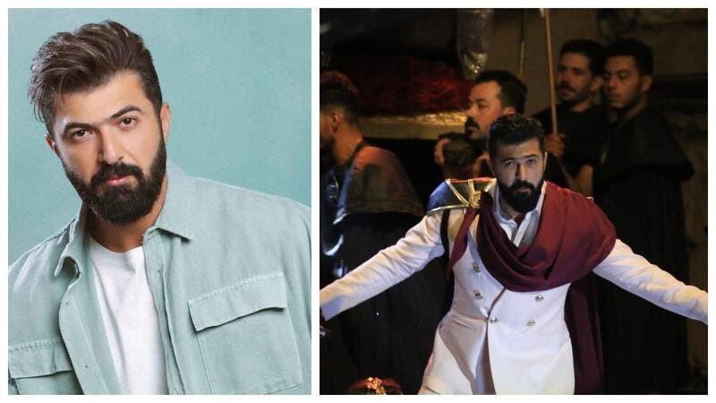 """بالفيديو: الفنان """"سيف نبيل"""" مُتهم بتقليد محمد رمضان.. وسخرية بعد ظهوره كأحد أباطرة الرومان"""