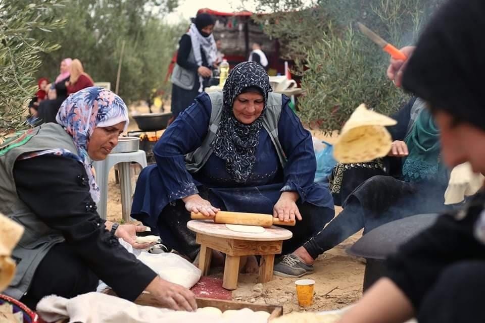 """غزة: مجلس العمال بـ""""فتح"""" يُطلق فعالية إسنادية لقطاع المزارعين"""