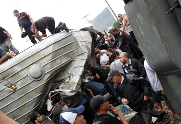 Tunisia-trains